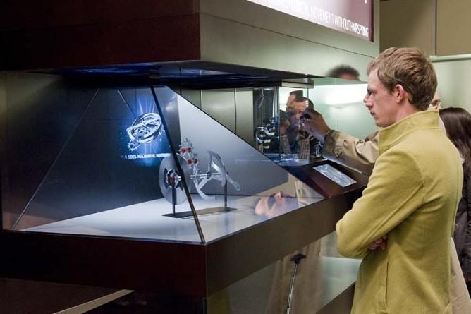 piramidy holograficzne holografia pomysł naevent